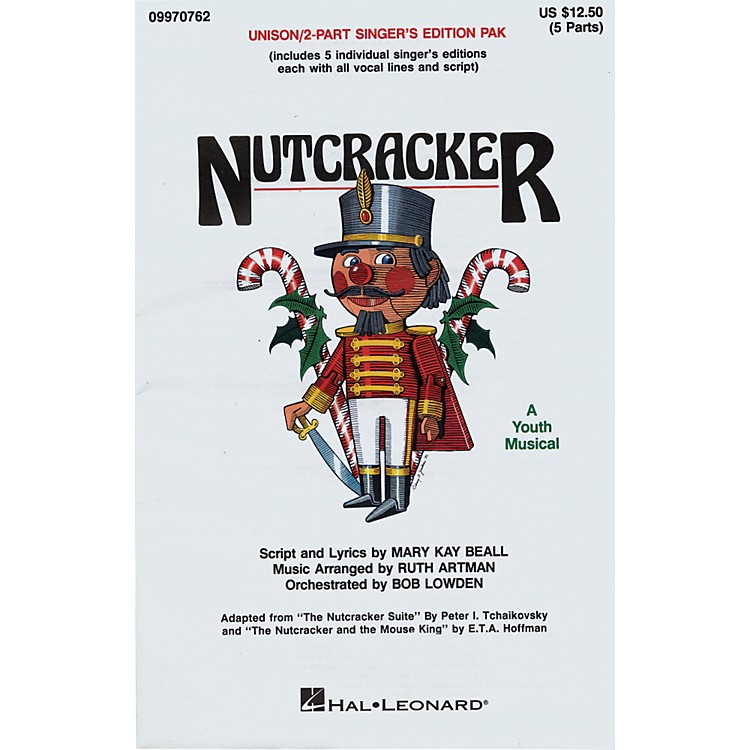 Hal LeonardNutcracker