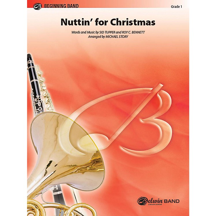 Alfred Nuttin' for Christmas Concert Band Grade 1 Set