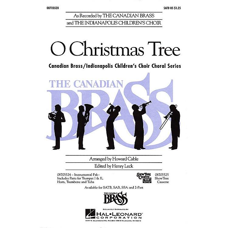 Hal LeonardO Christmas Tree IPAKB