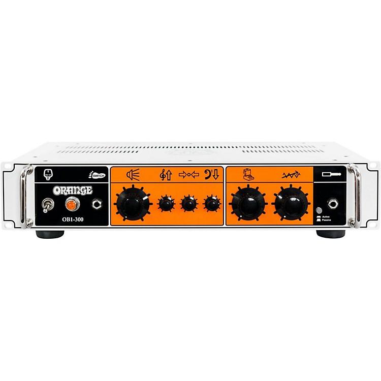 Orange AmplifiersOB1-300 300W Analog Bass Amp Head