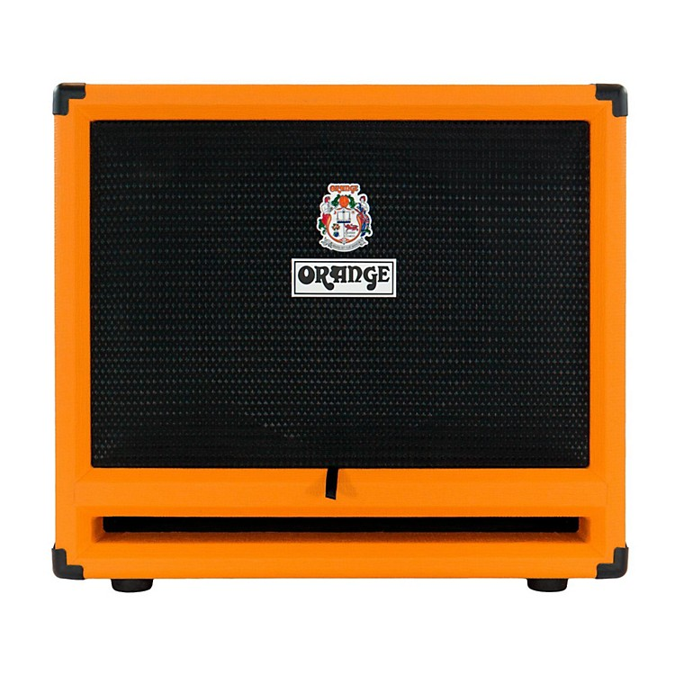 Orange Amplifiers OBC212 600W 2x12 Bass Speaker Cabinet Orange