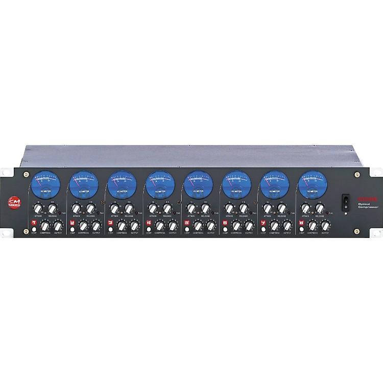 SM Pro AudioOC8E 8-Channel Optical Compressor