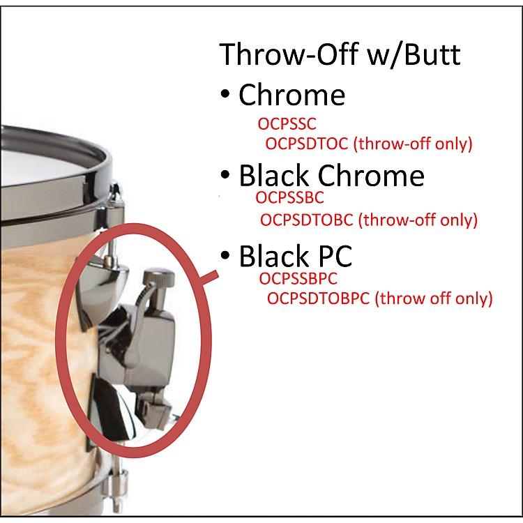 Orange County Drum & PercussionOCPSDTOC SNARE THROW OFF CHROME