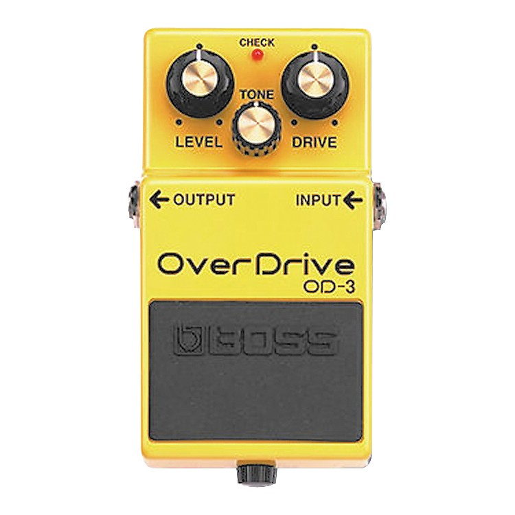 BossOD-3 OverDrive Pedal