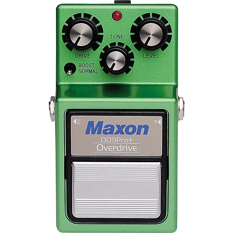 MaxonOD9 Pro Plus Overdrive Pedal