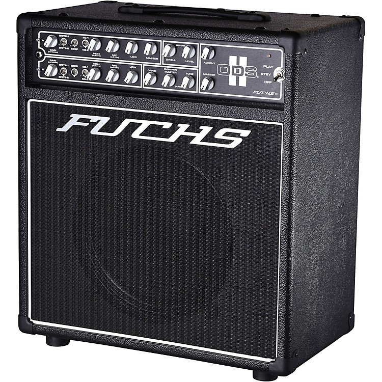 FuchsODS-II Custom 25/50 112 50W 1x12 Tube Guitar Combo Amp