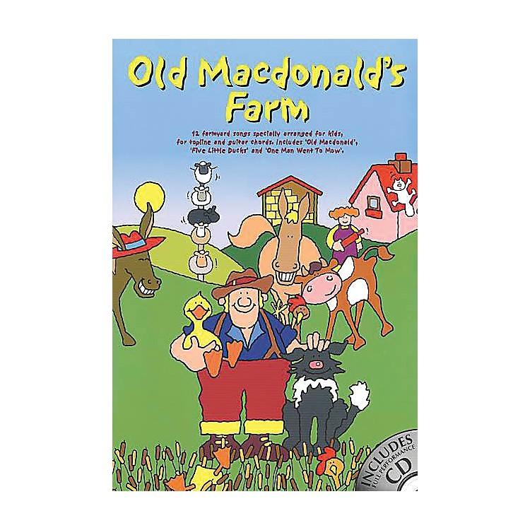 Music SalesOLD MACDONALD'S FARM (W/CD) Music Sales America Series