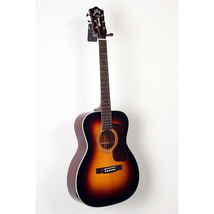 GuildOM-140 Acoustic GuitarSunburst888365896472