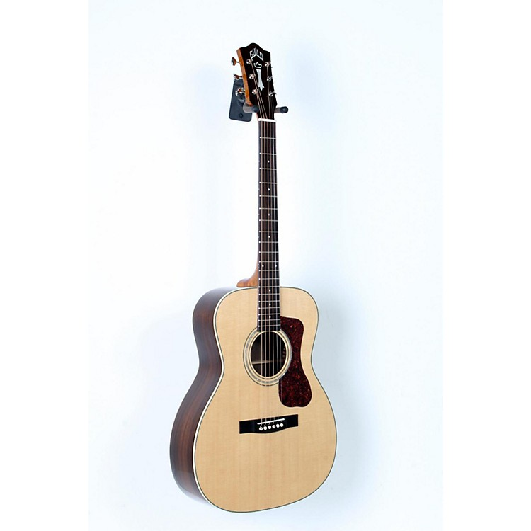 Guild OM-150 Acoustic Guitar Natural 888365744001