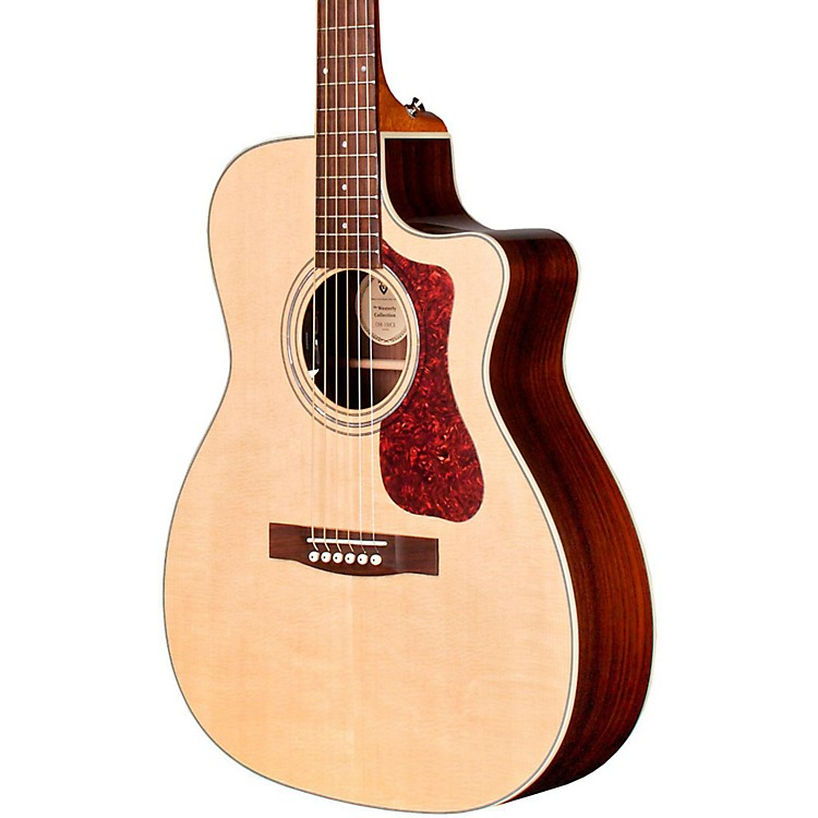 Guild OM-150CE Acoustic-Electric Guitar Natural