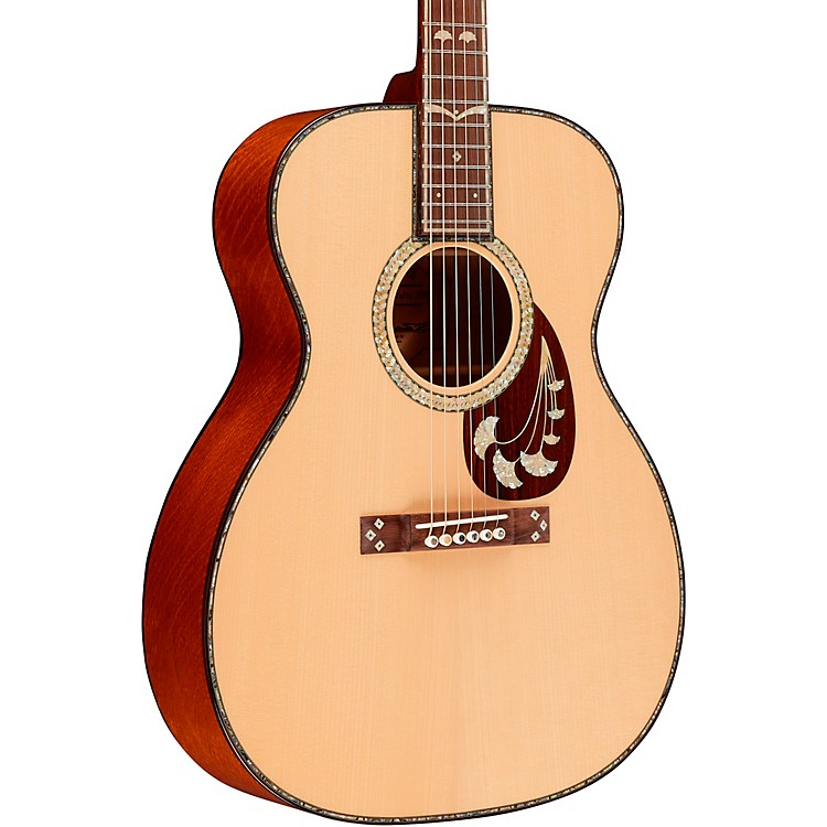 MartinOM-18 Arts & Crafts Orchestra Acoustic GuitarNatural