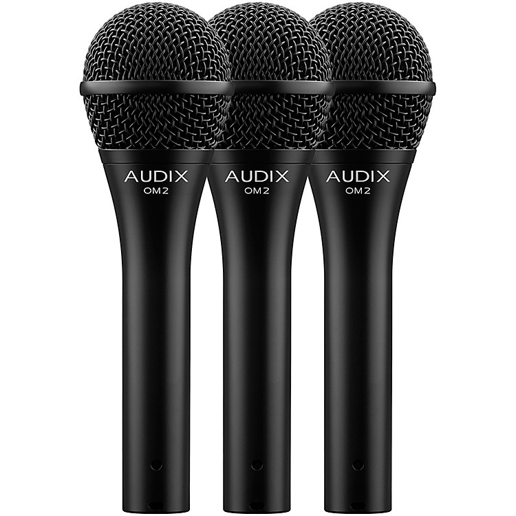 Audix OM-2 Microphone 3-Pack
