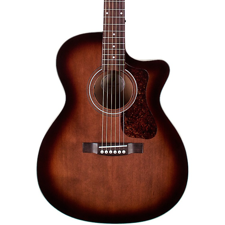 GuildOM-240CE Orchestra Acoustic-Electric Guitar
