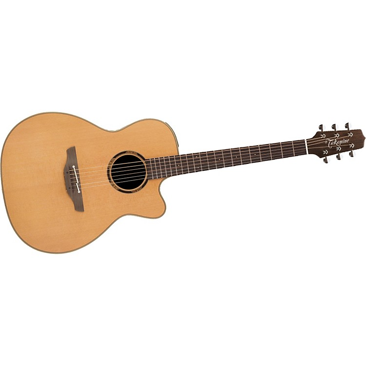 Takamine OM ETN70C Acoustic-Electric Guitar