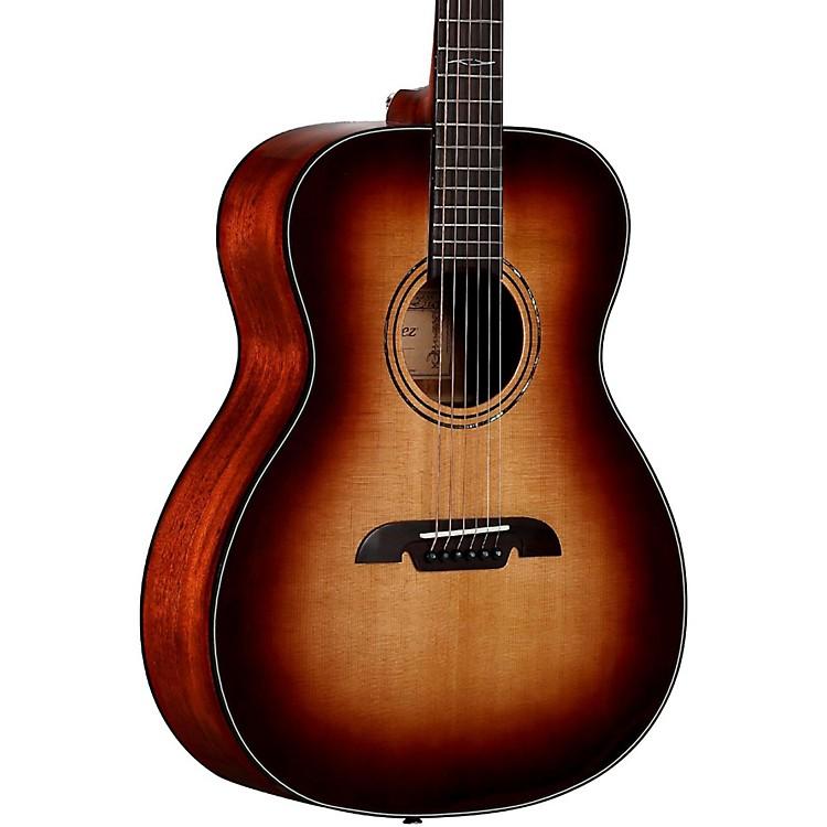 AlvarezOM Sitka Spruce Top Acoustic Electric GuitarShadow Burst