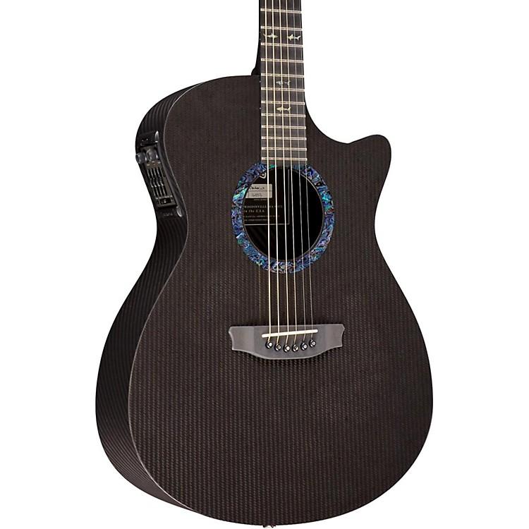 RainSongOM1000N2 Classic Series Acoustic-Electric GuitarBlack