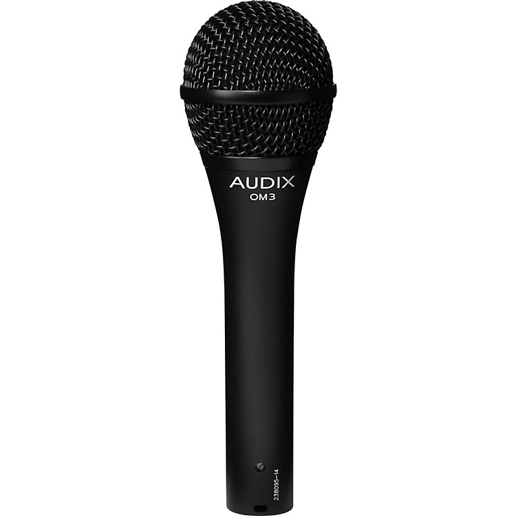 Audix OM3 Hypercardioid Vocal Microphone