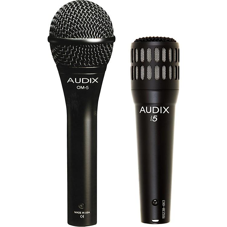 AudixOM5/I-5 Promo Pack