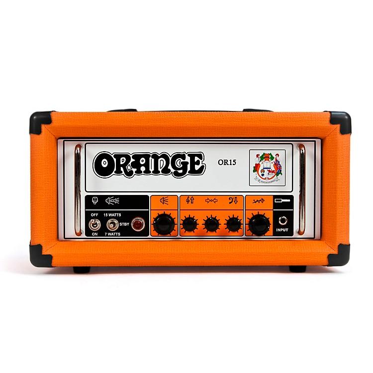 Orange AmplifiersOR Series OR15H 15W Compact Tube Guitar Amp Head