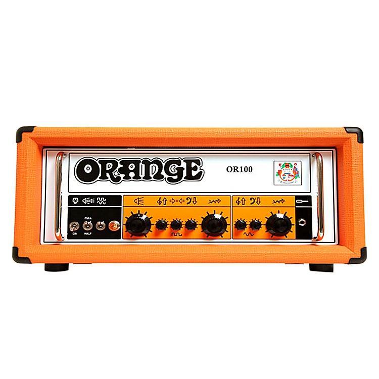 Orange AmplifiersOR100 100W Dual Channel Tube Guitar Head