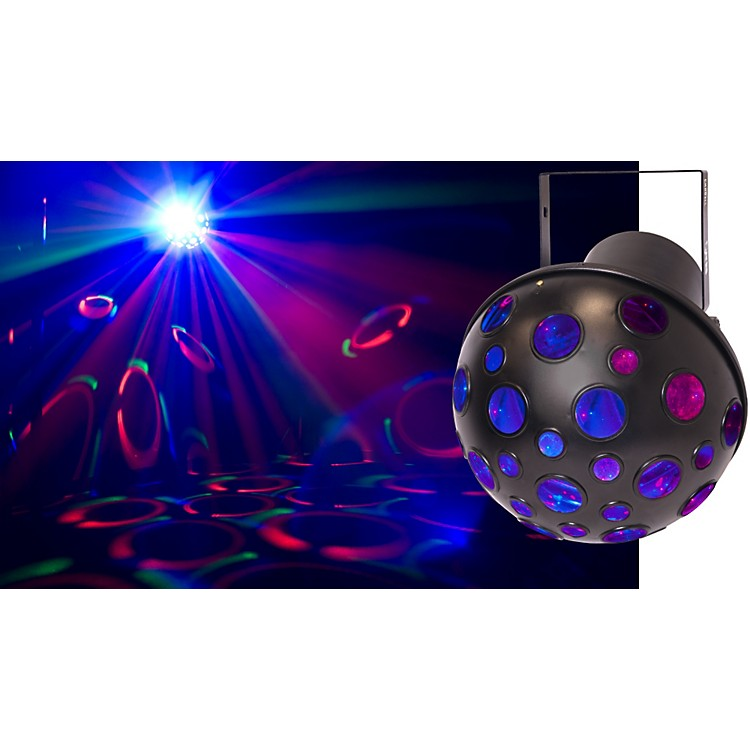 CHAUVET DJ ORB multi-colored LED sphere Effect