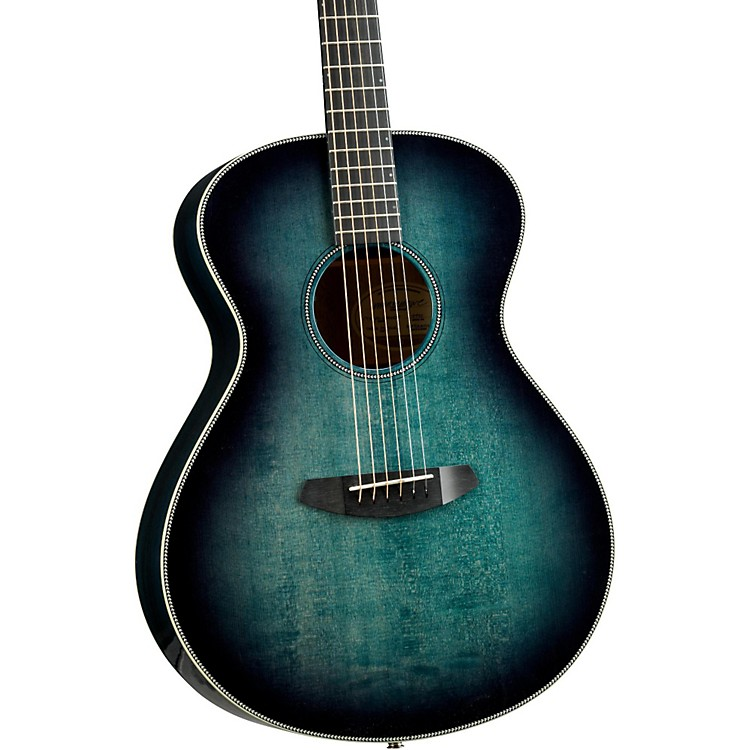 Breedlove ORECONCR Limited Edition Oregon Concert Rogue Acoustic Guitar Rogue Burst