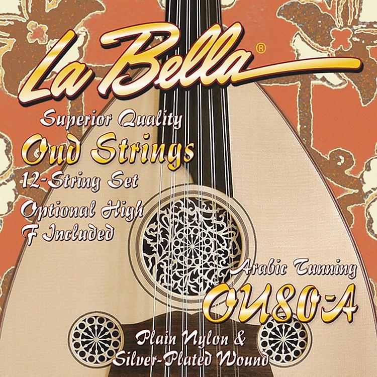 LaBellaOU80A Oud Strings - Arabic Tuning