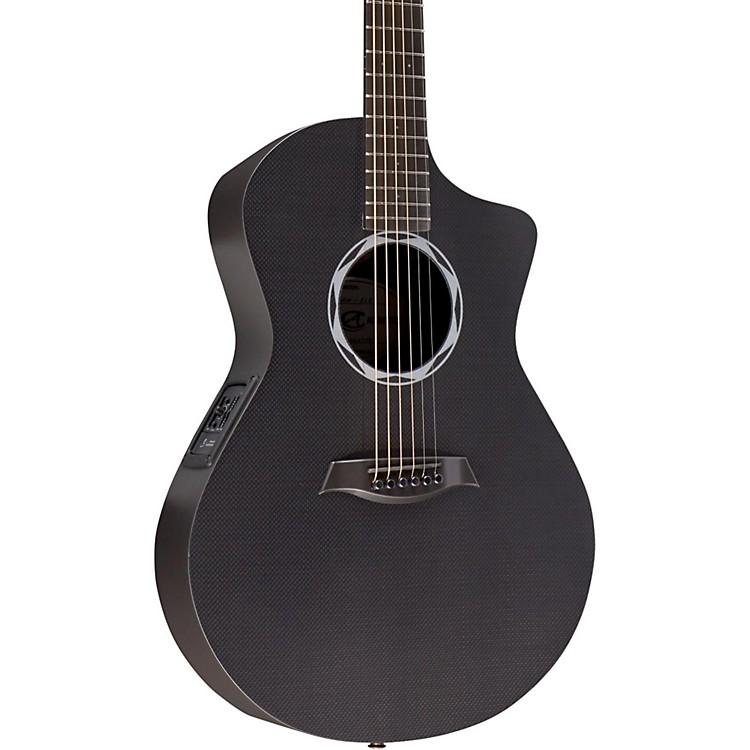 Composite AcousticsOX ELE Carbon Fiber Acoustic GuitarMetallic Charcoal