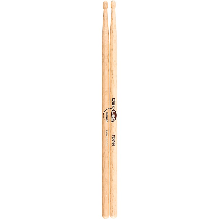 TAMA Oak Lab Series Smash Drum Sticks  Wood