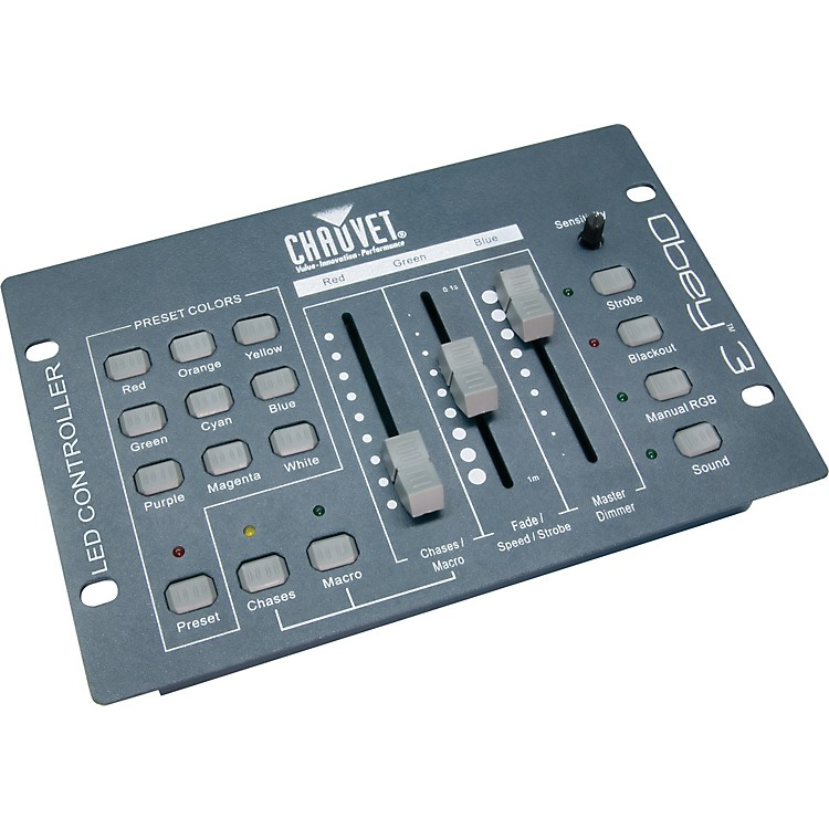 CHAUVET DJ Obey 4 Compact DMX Controller for LED Wash Lights