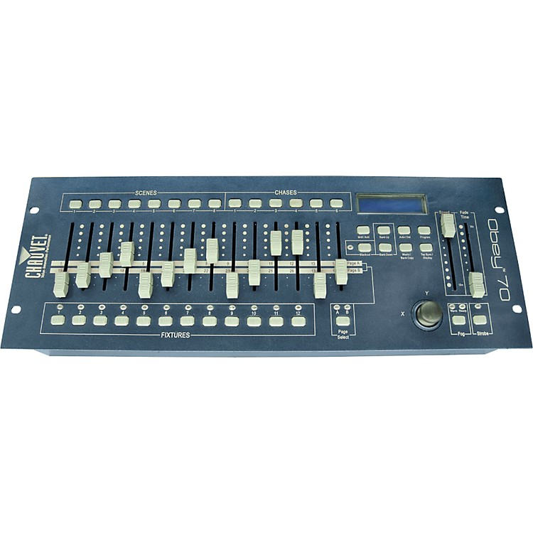Chauvet DJObey 70 DMX Lighting Controller