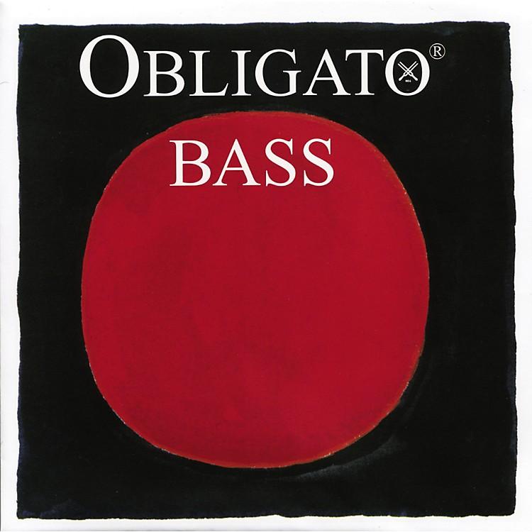 PirastroObligato Solo Series Double Bass F# String3/4 Size FIS4