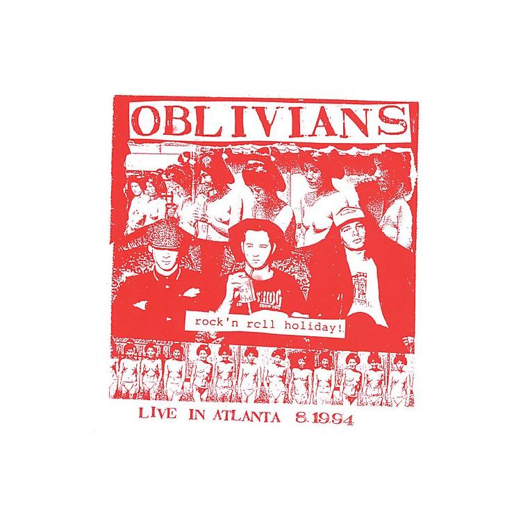 AllianceOblivians - Rock N' Roll Holiday: Live In Atlanta