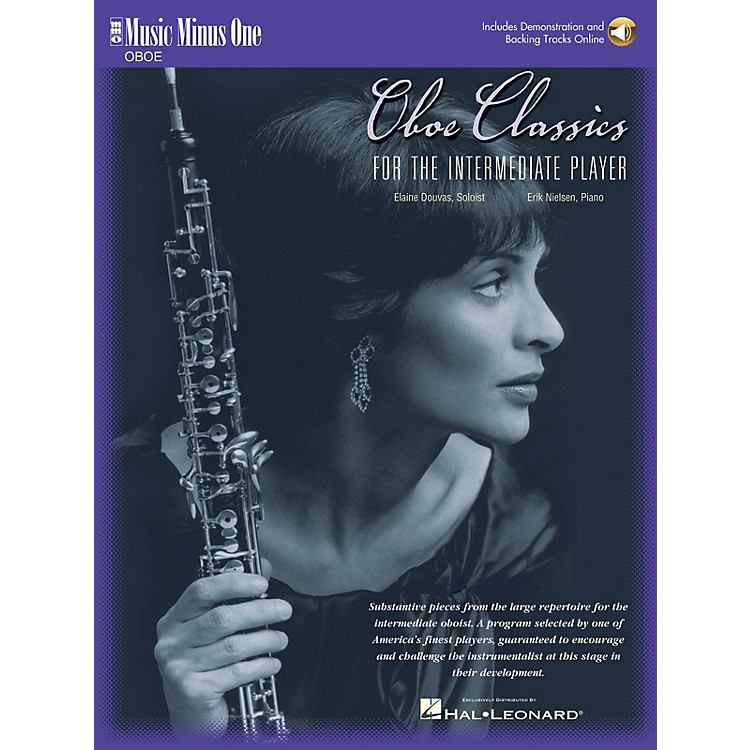 Music Minus OneOboe Classics for the Intermediate Player Music Minus One Series BK/CD by Various