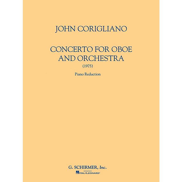 G. SchirmerOboe Conc (Score and Parts) Woodwind Solo Series by John Corigliano