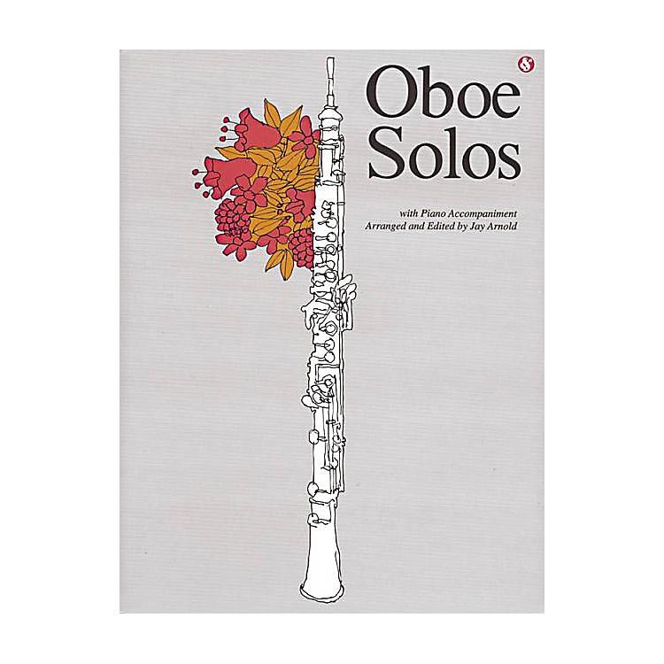 Music SalesOboe Solos (Everybody's Favorite Series, Volume 99) Music Sales America Series