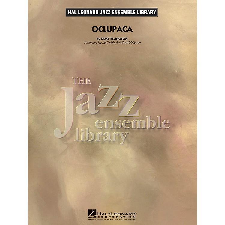 Hal LeonardOclupaca Jazz Band Level 4 Arranged by Michael Philip Mossman
