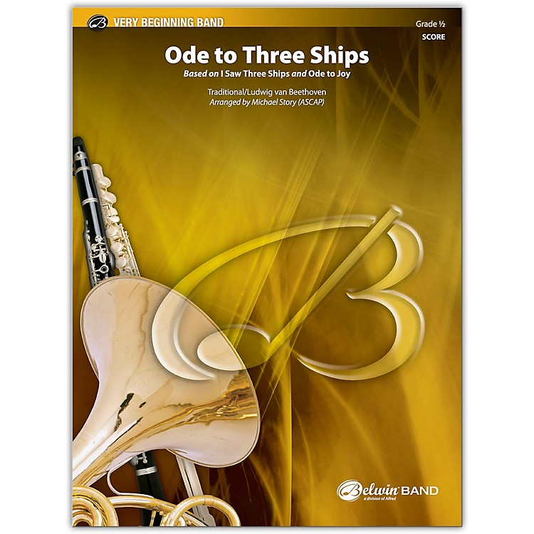 BELWINOde to Three Ships Conductor Score 0.5 (Very Easy)