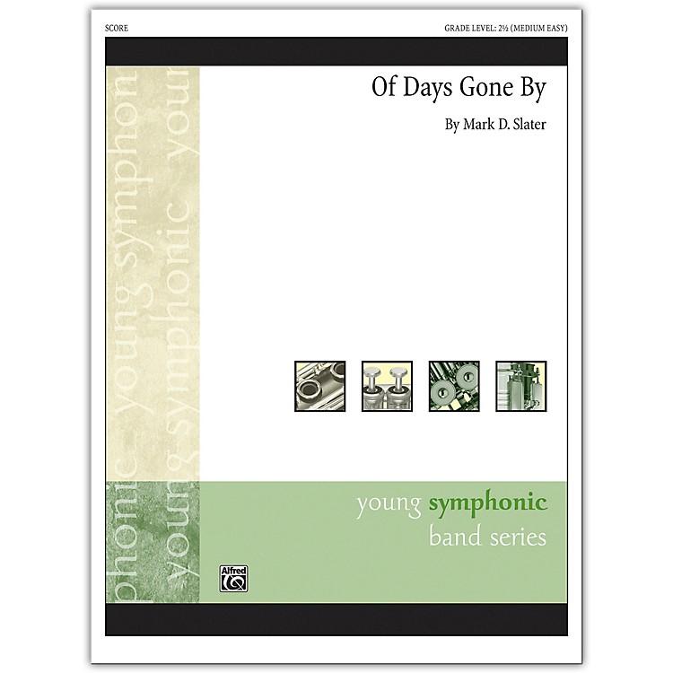 AlfredOf Days Gone By Conductor Score 2 (Medium Easy)