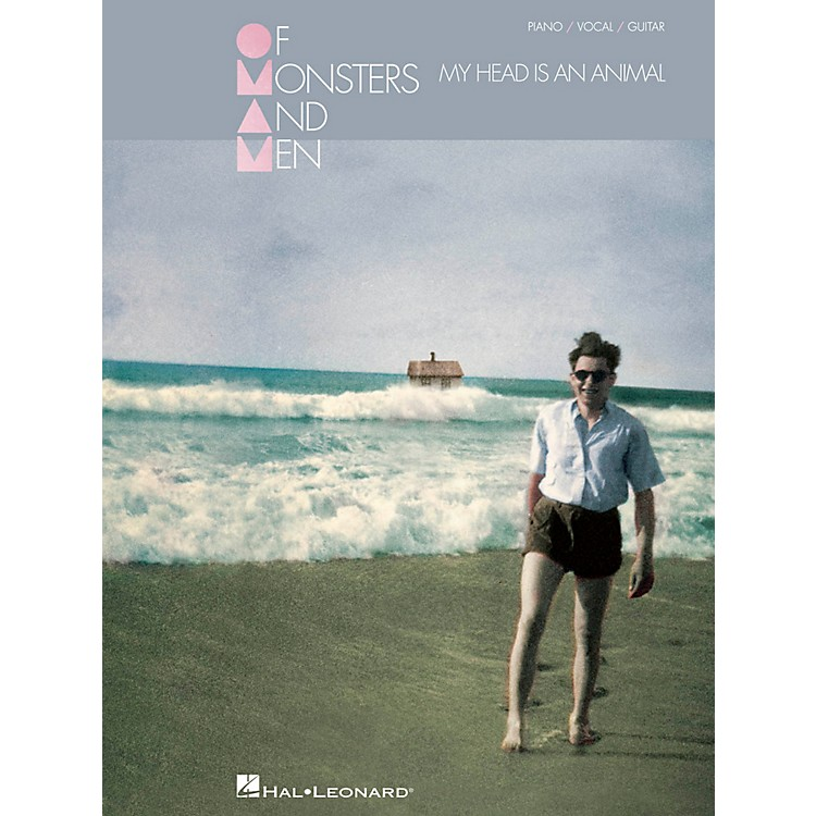 Hal LeonardOf Monsters And Men - My Head Is An Animal for Piano/Vocal/Guitar