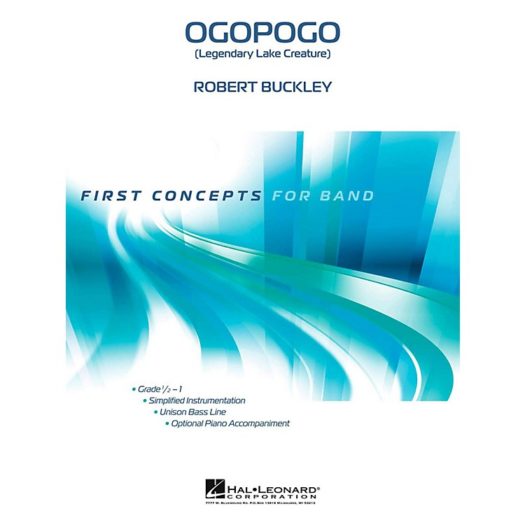 Hal Leonard Ogopogo Level: .5 to 1