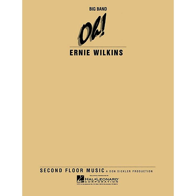 Hal LeonardOh! Full Score Jazz Band