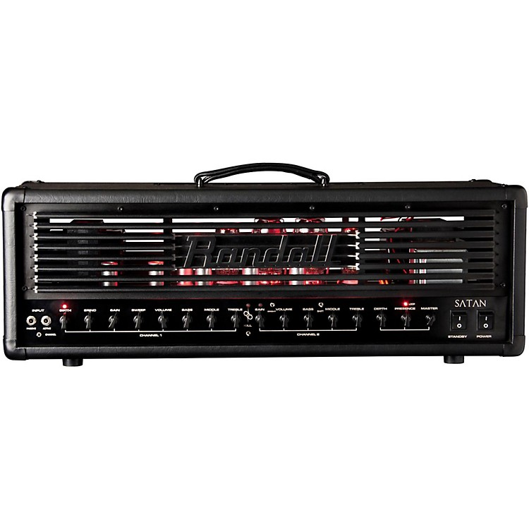 RandallOla Englund Signature Satan 120W Tube Guitar Head