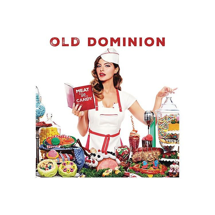 Alliance Old Dominion - Meat and Candy (CD)
