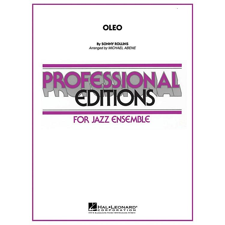 Hal LeonardOleo Jazz Band Level 5-6 Arranged by Michael Abene