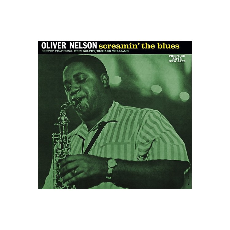 AllianceOliver Nelson - Screamin the Blues