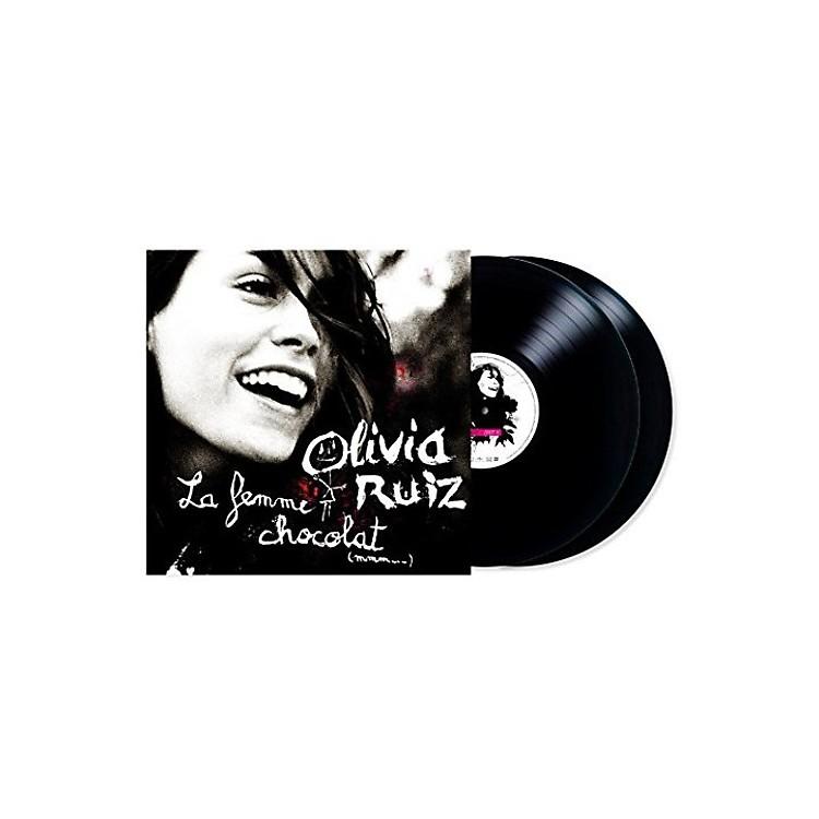 AllianceOlivia Ruiz - La Femme Chocolat
