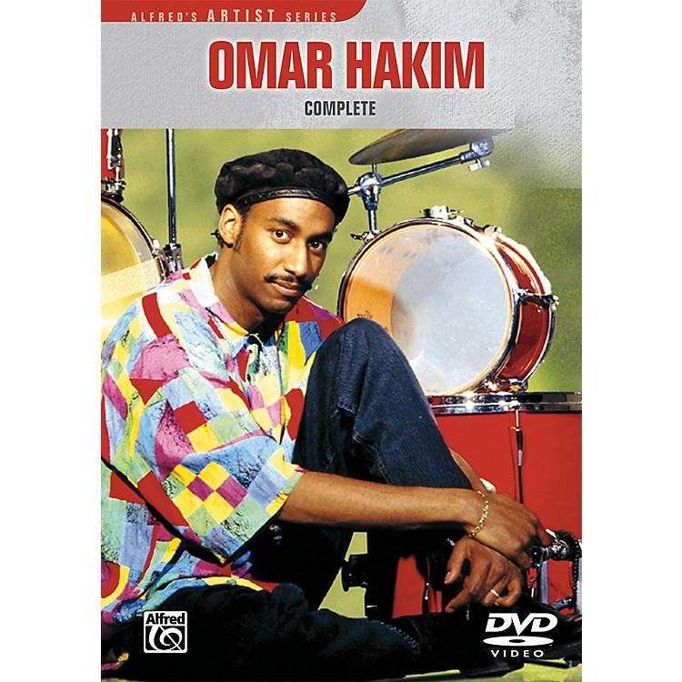 AlfredOmar Hakim - Complete DVD