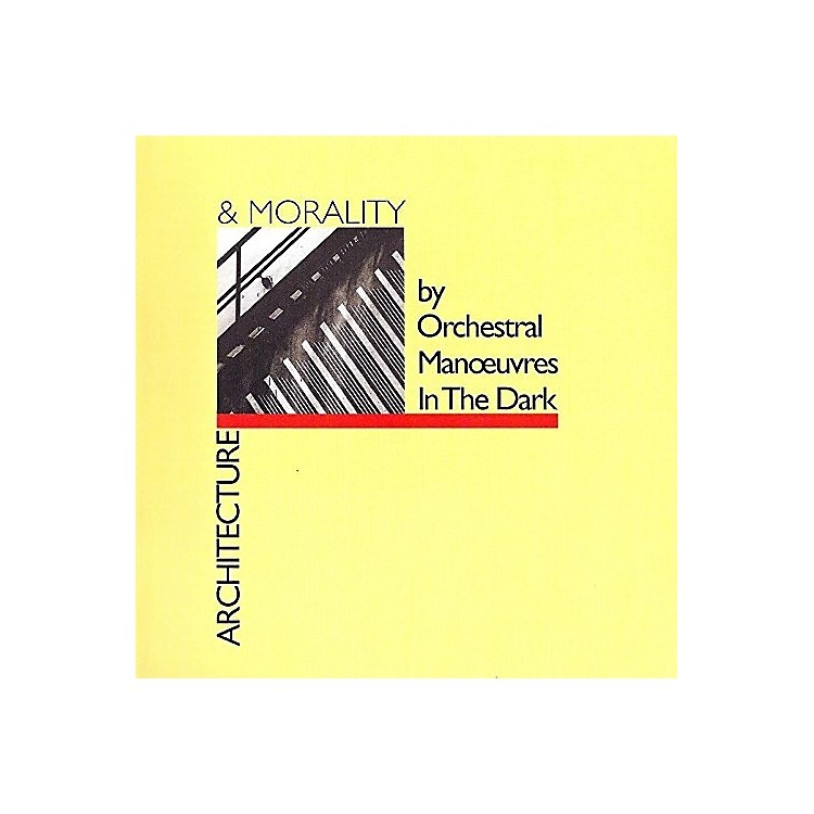 AllianceOmd ( Orchestral Manoeuvres in the Dark ) - Architecture & Morality