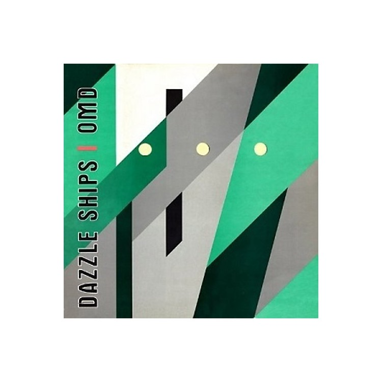 AllianceOmd ( Orchestral Manoeuvres in the Dark ) - Dazzle Ships